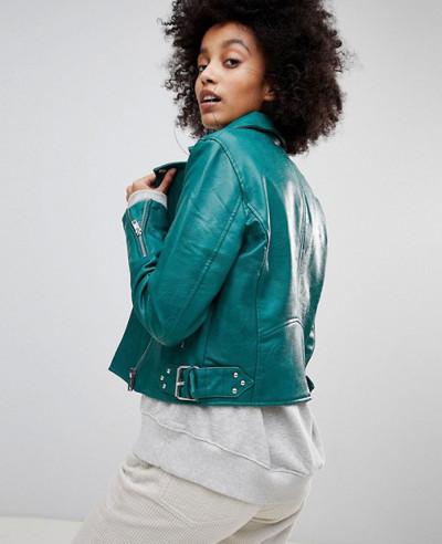 Leather-Look-Biker-Jacket