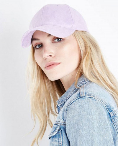 Light Brown Bow Back Cap