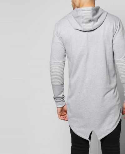 Longline-Biker-Hoodie-With-Fishtail-Hem