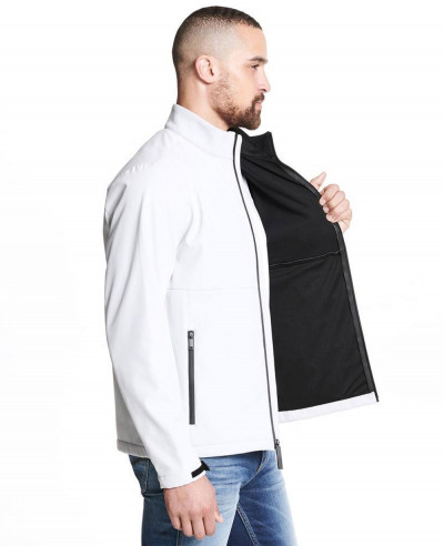 Maker Stand Collar Softshell Jacket