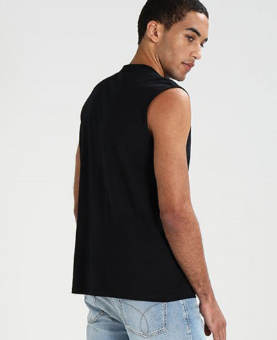Men Black Most Selling Tank Top