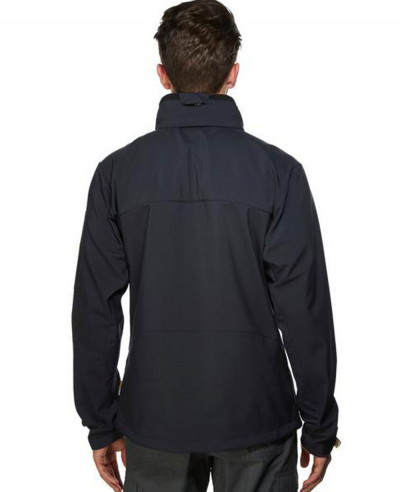 Men-Black-New-Fashion-Softshell-Jacket
