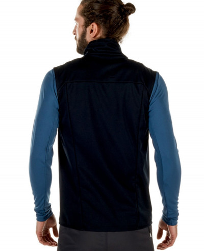 Men Black Ultimate Vest