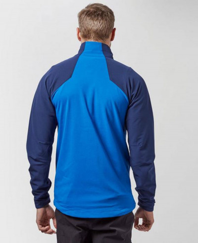 Men-Blue-Custom-Softshell-Jacket