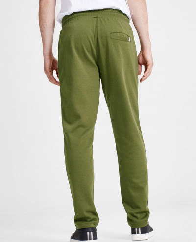 Men Green High Quality Sweatpant Jogger