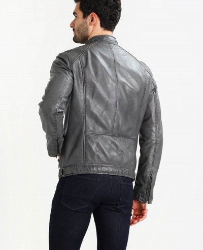 Men-Grey-Custom-Leather-Jacket