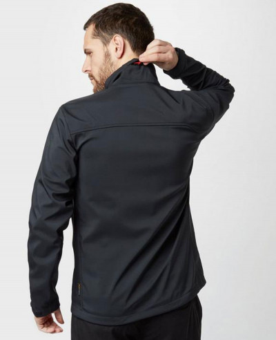 Men High Quality Custom Softshell Jacket