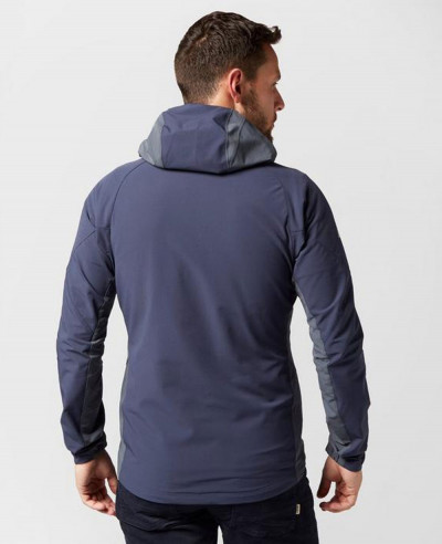 Men Hot Selling Hooded Soft Shell Jacket