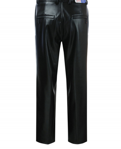Men-Vintage-Winter-Leather-Motorcycle-Slim-Fit-Pants-Zip