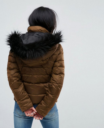 Most Selling Women Quilted Padded Jacket