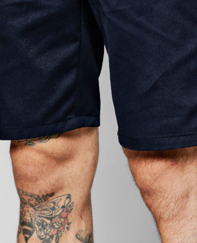 Navy-Slim-Chino-Swim-Shorts