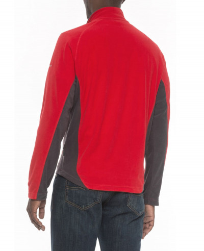 Neck Zipper Fleece Jacket