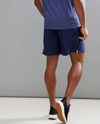 New Balance Running Chino Swim Shorts In Navy