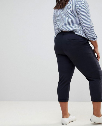 New-Design-Curve-Chino-Trousers-In-Navy-98%-Cotton-2%-Elastane