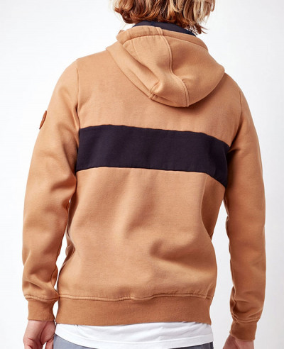 New Fashionable Custom Men Quarter Zip Pullover Hoodie