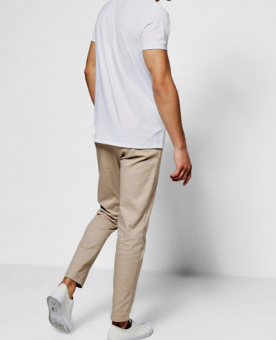 New Fashionable Slim Fit Chino With Stretch Trouser
