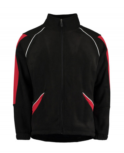 New Look Fashionable High Custom Made Polar Fleece Jacket