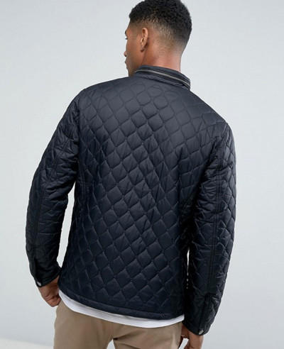 New Look Men Premium Quilted Jacket