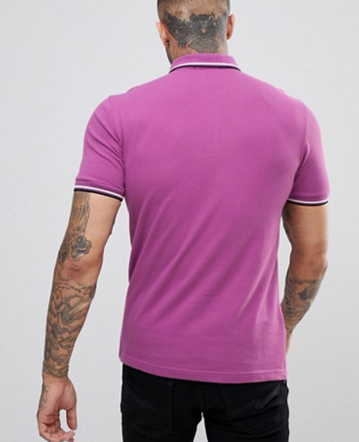 New-Look-Slim-Fit-Twin-Tipped-Polo-Shirt-In-Lilac