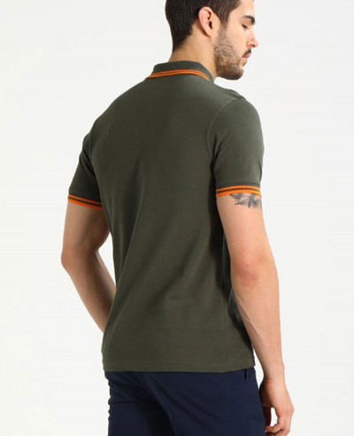 New Men Slim Fit Stylish Polo Shirt
