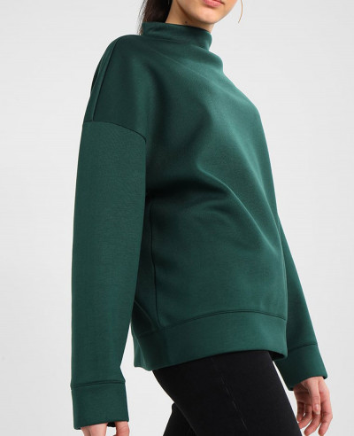 New Pullover Green Sweatshirts