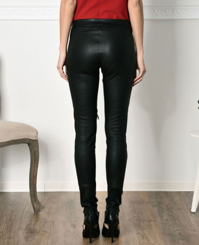 New-Skinny-Fit-Stylish-Leather-Leggings
