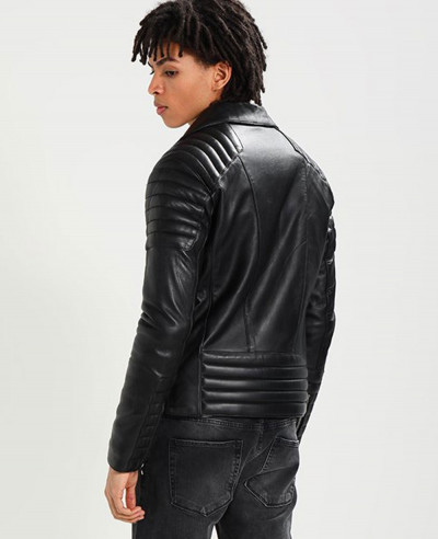 New Stylish High Custom Made Leather Jacket