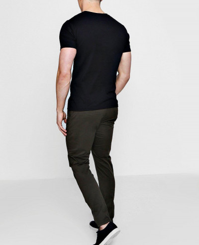 New Stylish Hot Slim Fit Chino Trousers With Stretch