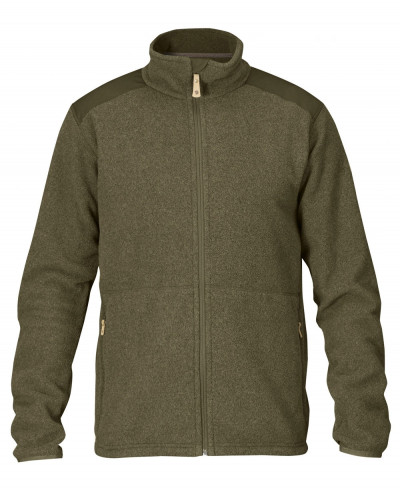 New Stylish Men Handmade Polar Sten Fleece Jacket