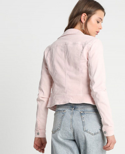 New Stylish Most Selling Pink Denim Jacket
