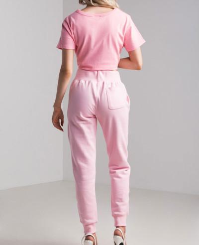 Pink-Fashion-Colour-Sweatpant