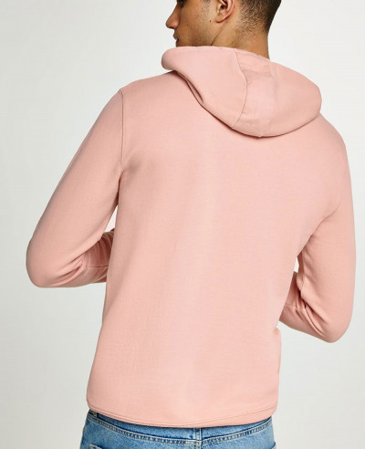 Pink Pullover New High Look Men Hoodie