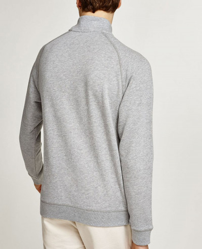 Pullover Stylish Grey Men Sweatshirts