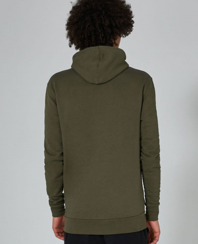Pullover Stylish Men Khaki Hoodie