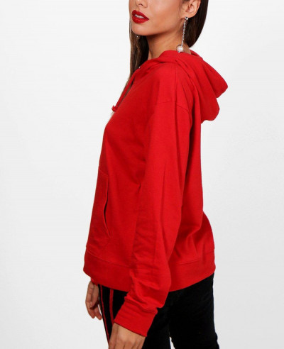Pullover Custom Basic Oversized Hoody