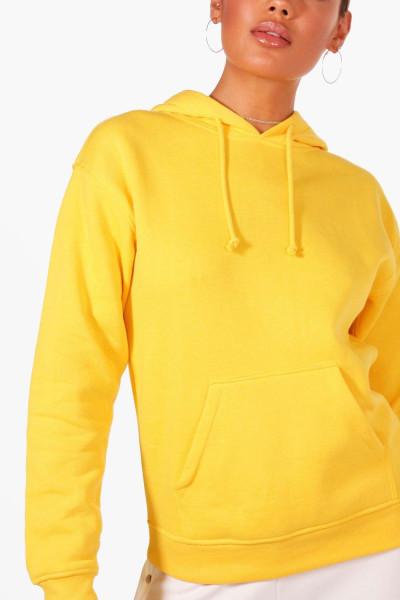 Pullover Fashion Bright Overhead Hoody