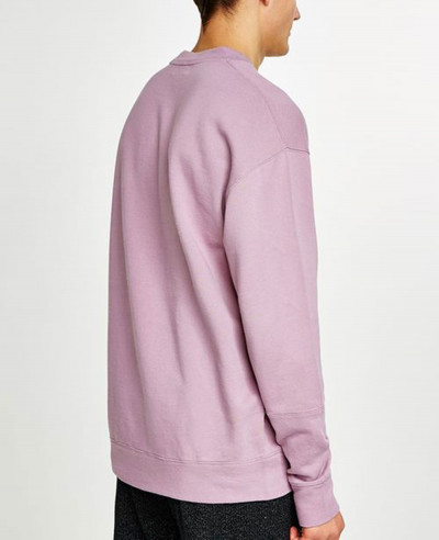 Purple Pocket Sweatshirt