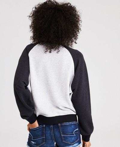 Raglan-Custom-Crew-Neck-Sweatshirt
