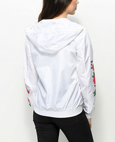 Rose-White-Windbreaker-Jacket