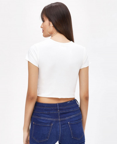 Round-Neck-Crop-Top