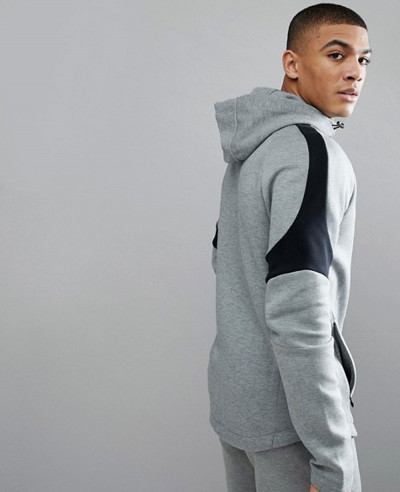 Running-Evostripe-Move-Full-Zip-Hoodie-In-Grey