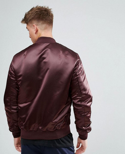 Satin-Look-Bomber-Jacket-In-Burgundy
