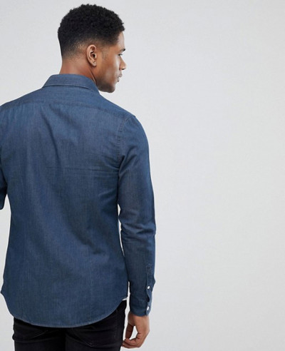 Slim-Denim-Shirt