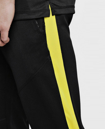 Sweatpant Active Gym Jogger With Side Panel