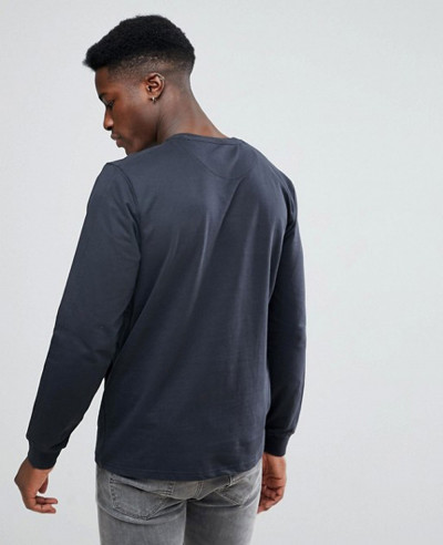 Sweatshirt With Multi Pocket