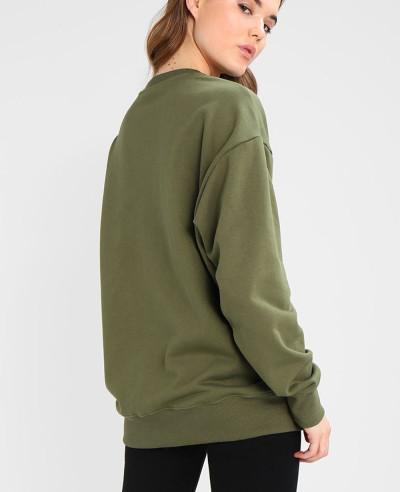 Unisex-Size-Green-Sweatshirt