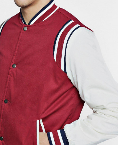 Varsity-Bomber-With-Contrast-Sleeve