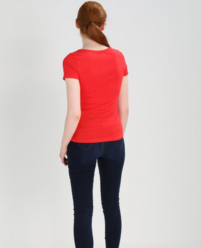 Women-Basic-T-Shirt