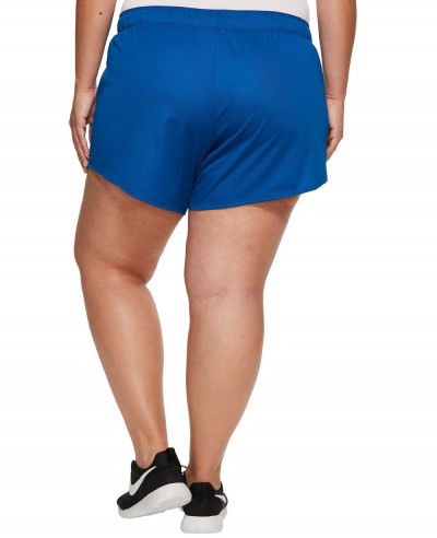 Women-Blue-Dry-Training-Short
