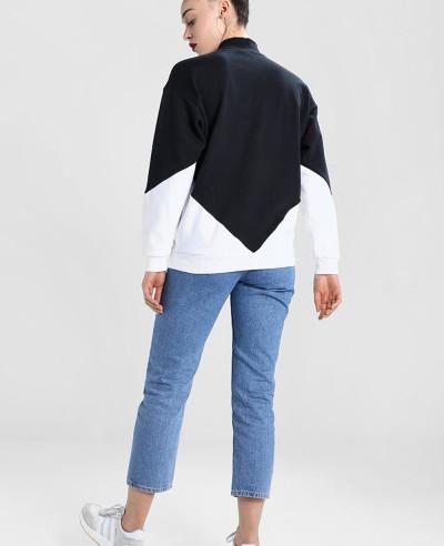 Women-Colour-Block-Sweatshirt